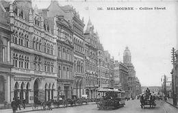 ¤¤   -  AUSTRALIE  -  MELBOURNE   -  Collins Bridge   -   Tramway  -  ¤¤ - Melbourne