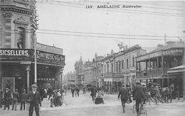 ¤¤   -  AUSTRALIE  -  ADELAIDE   -   Rue , Commerces  -  ¤¤ - Adelaide