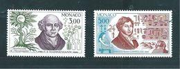 Monaco Timbres De 1990  N°1739/40   Neuf ** Parfait - Monaco