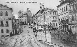 ¤¤   -   BRESIL   -   BAHIA  -  Ladeira De Saô Bento    -  ¤¤ - Salvador De Bahia