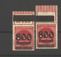 D.R.OPD-Oberänder,OPD Frankfurt,303,OR 1.11.1,beide Abstandstypen,xx ( 4650) - Ongebruikt