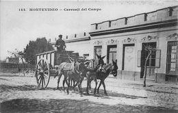 ¤¤   -   URUGUAY    -  MONTEVIDEO   -  Carruaji Del Campo   -  ¤¤ - Uruguay