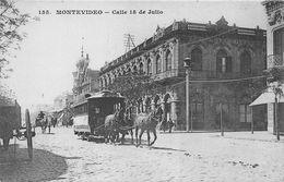 ¤¤   -   URUGUAY    -  MONTEVIDEO   -  Calle 18 De Julio   -  ¤¤ - Uruguay