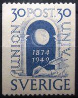 SUEDE                   N° 354              NEUF* - Schweden