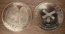 Medaille Petit Train De La Rhune 2009 Que Prix + Port Arthus Bertrand Paypal Skrill Bitcoin OK - Arthus Bertrand