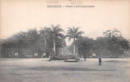 ¤¤  -  ILE MAURICE   -  Place Labourdonnais -  ¤¤ - Mauritius