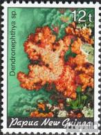 Papua-Neuguinea 496 (kompl.Ausg.) Postfrisch 1985 Korallen - Papúa Nueva Guinea