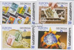 Georgien 507B-510B (kompl.Ausg.) Postfrisch 2006 50 Jahre Europamarken - Georgien