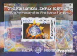 Georgien Block38 (kompl.Ausg.) Postfrisch 2006 50 Jahre Europamarken - Georgien