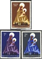 Katanga 1-3 (complete Issue) Unmounted Mint / Never Hinged 1960 Print Edition - Katanga