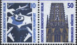 Berlin (West) W83 Unmounted Mint / Never Hinged 1989 Attractions - [5] Berlin
