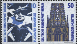 Berlin (West) W84 Unmounted Mint / Never Hinged 1989 Attractions - [5] Berlin