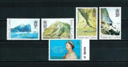 Triastán De Acuña  Nº Yvert  267/70-276  En Nuevo - Tristan Da Cunha