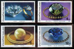 Thailand Stamp 2001 Precious Stones 2nd - Tailandia