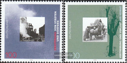FRD (FR.Germany) 1794-1795 (complete.issue) Unmounted Mint / Never Hinged 1995 End War - Nuovi