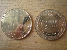Medaille France Sens Cathedrale Gothique 2014 Que Prix + Port Arthus Bertrand Paypal Skrill Bitcoin OK - Monnaie De Paris