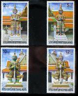Thailand Stamp 2001 Demons - Tailandia