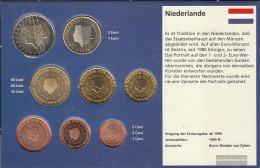Netherlands Stgl./unzirkuliert Kursmünzensatz Mixed Vintages Stgl./unzirkuliert 1999-2002 Euro First Edition - Netherlands