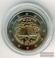 Netherlands 2007 Stgl./unzirkuliert Stgl./unzirkuliert 2007 2 Euro Roman Contracts - Netherlands