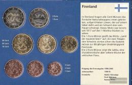 Finland 2014 Stgl./unzirkuliert Kursmünzensatz Stgl./unzirkuliert 2014 Euro-reprint - Finland