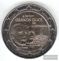 Luxembourg 2012 Stgl./unzirkuliert Stgl./unzirkuliert 2012 2 Euro 100. Death Of William IV - Luxembourg