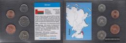 Oman Stgl./unzirkuliert Kursmünzen Stgl./unzirkuliert 5 Baisa Until 100 Baisa - Oman