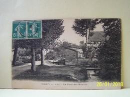 TRAINEL (AUBE) LE PONT DES RUELLES. - Otros Municipios