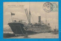 Le  CLAN SHAW    Navire Pour Le Transport Des Grains             écrite En 1906 - Commerce