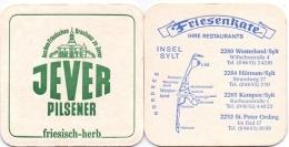 #D167-132 Viltje Jever - Sous-bocks