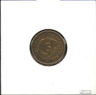 Deutsches Reich Jägernr: 316 1935 J Sehr Schön Aluminium-Bronze Sehr Schön 1935 5 Reichspfennig Ähren - [ 4] 1933-1945 : Third Reich