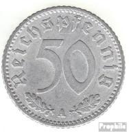 Deutsches Reich Jägernr: 368 1935 E Sehr Schön Aluminium Sehr Schön 1935 50 Reichspfennig Reichsadler - [ 4] 1933-1945 : Third Reich