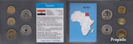 Ägypten Stgl./unzirkuliert Kursmünzen Stgl./unzirkuliert 1 Piaster Bis 25 Piaster - Aegypten