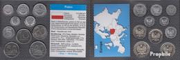 Polen Stgl./unzirkuliert Kursmünzen Stgl./unzirkuliert 1981-1990 10 Groszy Bis 100 Zloty - Polen