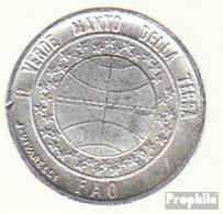 San Marino KM-Nr. : 63 1977 Vorzüglich Aluminium Vorzüglich 1977 1 Lira FAO - San Marino