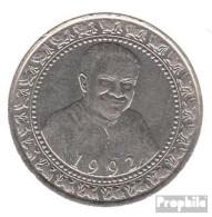 Sri Lanka KM-Nr. : 151 1992 Sehr Schön Kupfer-Nickel Sehr Schön 1992 1 Rupie Premadusa - Sri Lanka