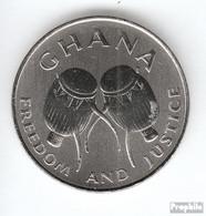 Ghana KM-Nr. : 31a 1999 Stgl./unzirkuliert Stahl Stgl./unzirkuliert 1999 50 Cedis Trommeln - Ghana