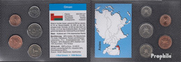 Oman Stgl./unzirkuliert Kursmünzen Stgl./unzirkuliert 5 Baisa Bis 100 Baisa - Oman