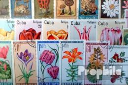 Motive 100 Verschiedene Blumen Und Pflanzen Marken - Pflanzen Und Botanik