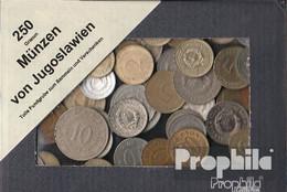 Jugoslawien 250 Gramm Münzkiloware - Munten & Bankbiljetten