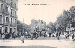 ¤¤  -  ESPAGNE   -   JACA    -   Afueras De San-Francisco     -  ¤¤ - Huesca