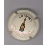 CAPSULE DE CHAMPAGNE G. H. MUMM - CORDON ROUGE - Mumm GH