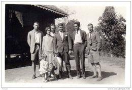 27331. Foto Colonos Blancos  En SAIGON (indochina) 1931 - Historia