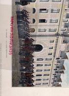 75-PARIS- RARE ALBUM MILITAIRE -LEGION GARDE REPUBLICAINE-LES INVALIDES-INFANTERIE-DRAPEAU HOVA-200 E DE LIGNE-TAAMBOUR- - Histoire