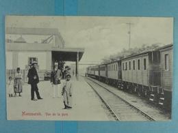 Mansourah Vue De La Gare (train) - Al-Mansura