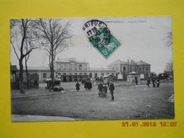 Saint-Brieuc ,gare De L'Ouest - Saint-Brieuc