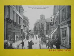 Saint-Brieuc ,rue Saint-Guillaume - Saint-Brieuc