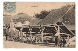 37 INDRE ET LOIRE - VILLANDRY Le Lavoir (voir Descriptif) - Other Municipalities