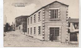 SAINT GILLES CROIX DE VIE  GROUPE COLONIES SCOLAIRES  LA PARISIENNE  1931 TTBE - Saint Gilles Croix De Vie