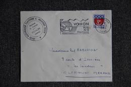 Lettre De VOIRON  - N°1354 B - Lettres & Documents