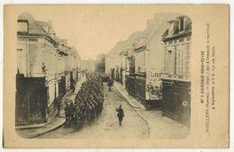 MILITARIA GUERRE 14/18  DOULLENS SOMME Départ Des Allemands Le Mercredi 9 Septembre à 6 H Du Matin - RENANCOURT - Guerre 1914-18